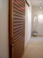 La Jolla Custom Home - contemporary - hall - san diego