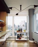 Midcentury Modern Urban Kitchen