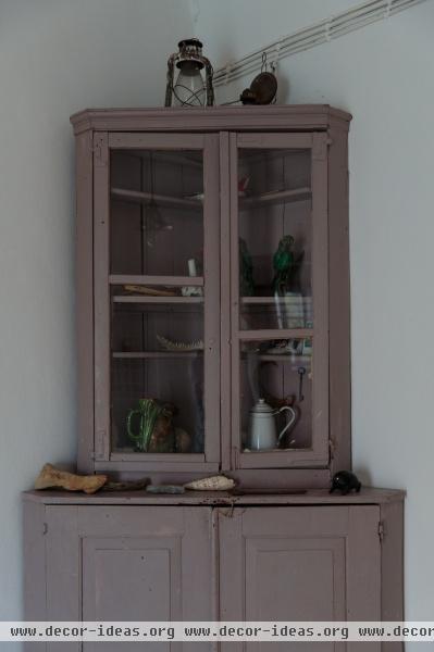 Mediterranean Traditional Vintage Kitchen