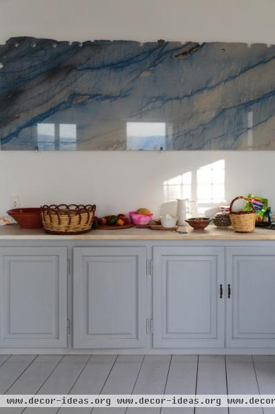 Eclectic Mediterranean Kitchen