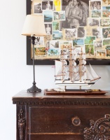 Eclectic Traditional Vintage Decor