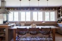 Beach Bohemian Rustic Kitchen