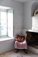 Bohemian Eclectic Mediterranean Vintage Living Room
