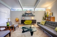 Laurelhurst House - modern - living room - seattle