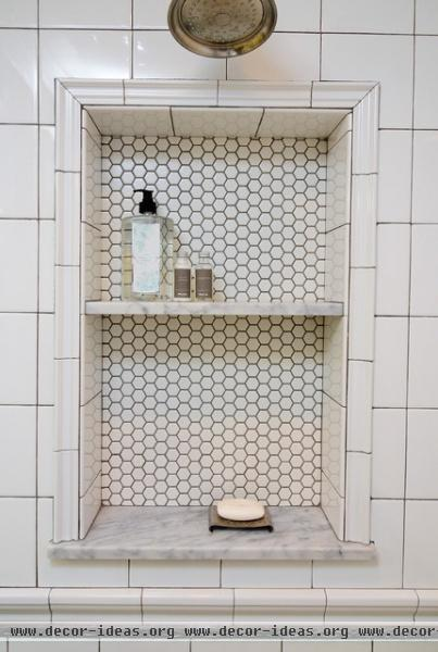 heavenly retreat master bathroom suite - traditional - bathroom - portland
