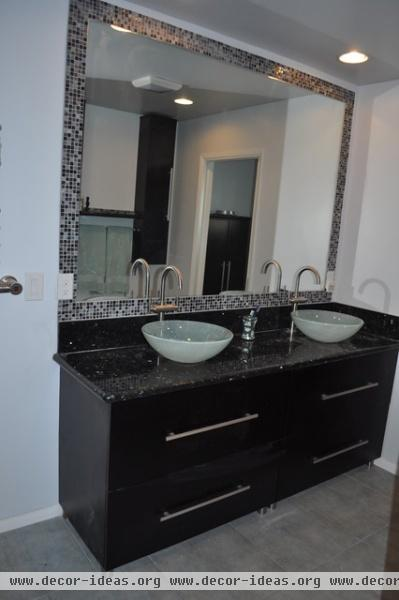 Bathroom Remodel in Los Angeles - contemporary - bathroom - los angeles