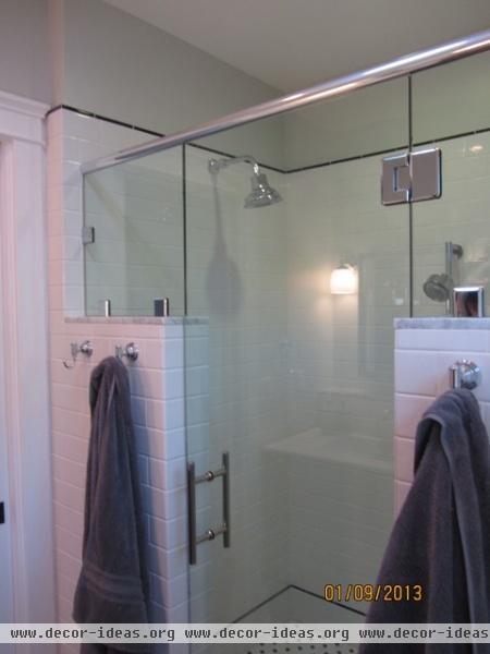 Cash-Payne Renovation - traditional - bathroom - san diego