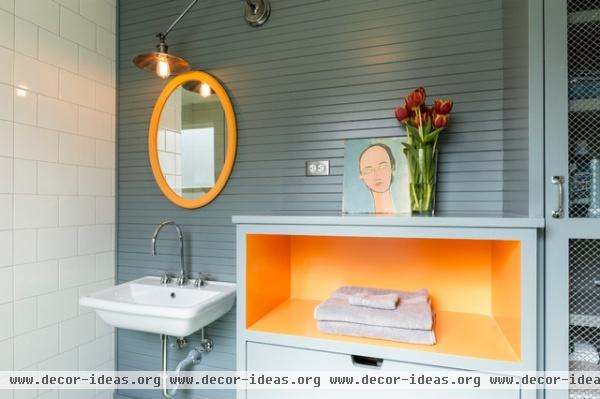 JAS Design-Build: Bathrooms - contemporary - bathroom - seattle
