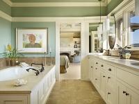 master bathroom - traditional - bathroom - seattle
