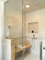 Bathroom Tile Design - traditional - bathroom - los angeles