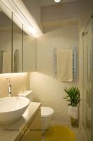 Ewan Court - A Natural, Timeless Home Design - contemporary - bathroom - hong kong