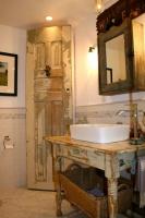 Modern Country Bathroom - eclectic - bathroom - los angeles