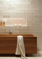 Glassworks Tile - asian - bathroom - toronto