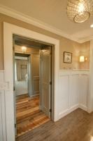 Living Room Transformation: Into a Master Suite - traditional - bathroom - columbus