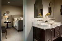 Walden Model Home - traditional - bathroom - other metro