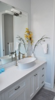 Harbor House - eclectic - bathroom - orange county