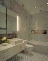 Ira Frazin Architect - modern - bathroom - new york