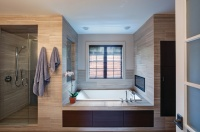 Highland Park Custom Home Remodel - contemporary - bathroom - chicago