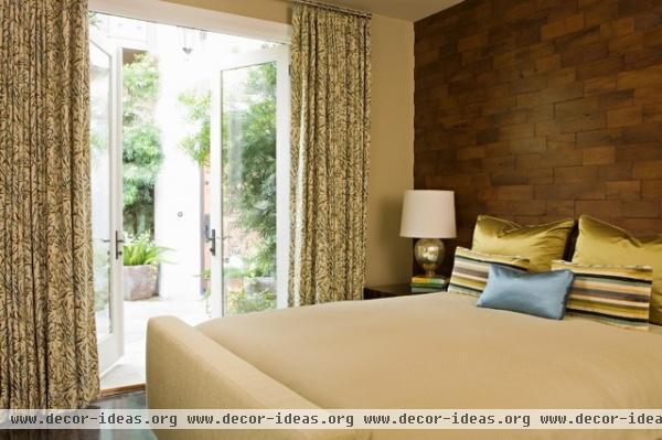 Crystal Cove - contemporary - bedroom - los angeles