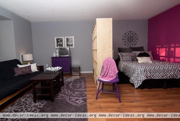 Full View - eclectic - bedroom - toronto