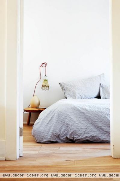 Springhurst Ave - eclectic - bedroom - toronto