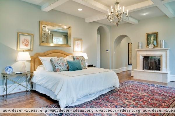 Gillon {Highland Park} - traditional - bedroom - dallas