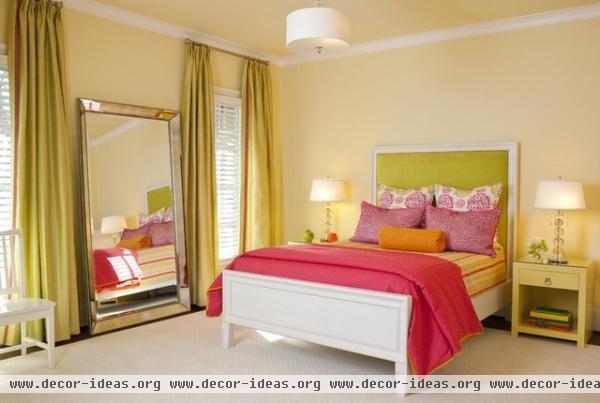 Ellen Grasso Inc - traditional - bedroom - dallas