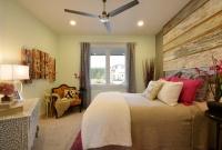 2012 Parade Home - contemporary - bedroom - austin