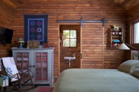 Stone House - eclectic - bedroom - chicago