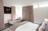 Memorial Park Modern - contemporary - bedroom - houston