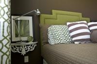 Guest Bedroom. - eclectic - bedroom - other metro