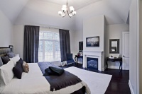 Serin Chateau - contemporary - bedroom - toronto