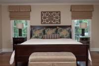 Galloway Master Bedroom and Bath Addition - bedroom - other metro