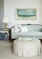Sitting Area in Master Bedroom - eclectic - bedroom - atlanta