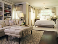 Leaside Master Bedroom - traditional - bedroom - toronto