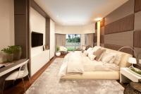 Miami Interior Designers - A Modern Miami Home by DKOR Interiors - contemporary - bedroom - miami