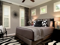 Westchase Residence - contemporary - bedroom - tampa
