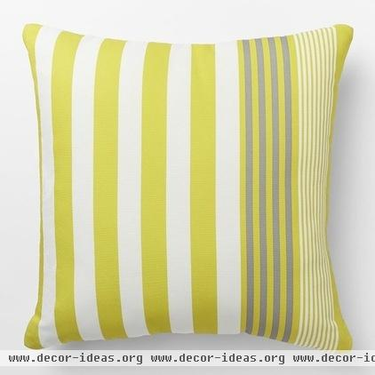 contemporary outdoor pillows by West Elm