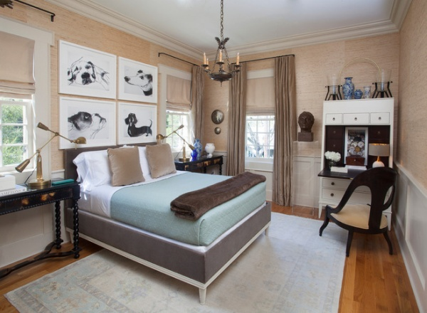 Houzz tour artistry and illusion season a baton rouge for Ty pennington bedroom designs