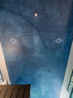 San Francisco Decorator Showcase 2014, Little Boy Blu Ceiling : Designers' Portfolio
