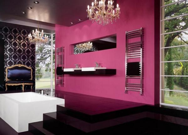Luxury Purple And Black Living Room Ideas Model - Living Room ...