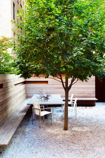 Contemporary Landscape by Billinkoff Architecture PLLC