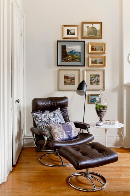 My Houzz A Stylish Brooklyn Apartment Filled With