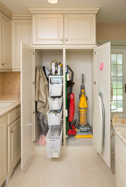 Get Your Broom Closet Just Right Decor Ideas