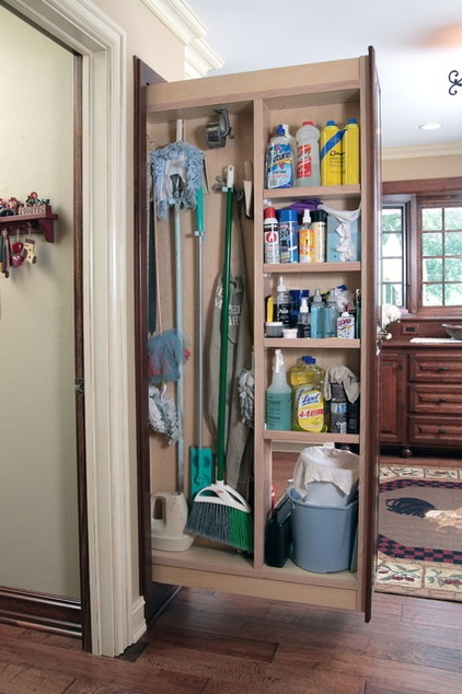 Get Your Broom Closet Just Right Decor Ideas