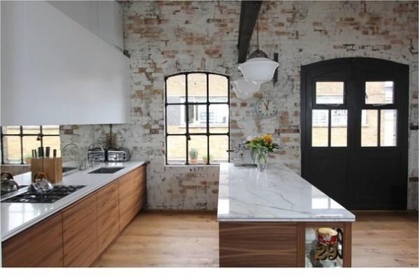 Industrial Kitchen By Increation Interior Design