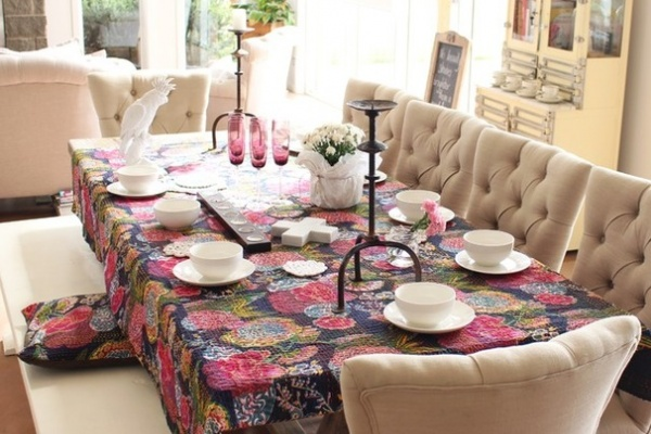 Dining Room by RedAgape Blog