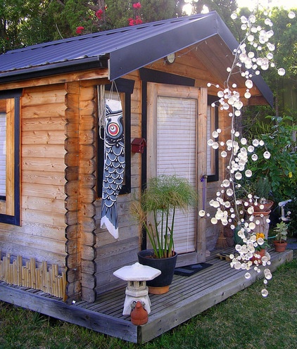 11 nominees for the she shed hall of fame decor ideas for Japanese garden shed