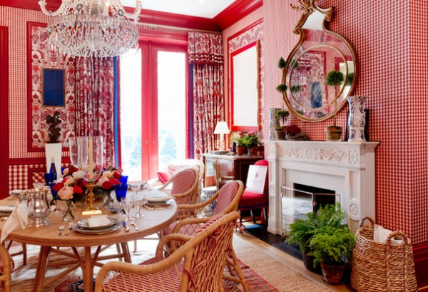Colors and Patterns Wow at the 2015 Kips Bay Decorator Show House ...