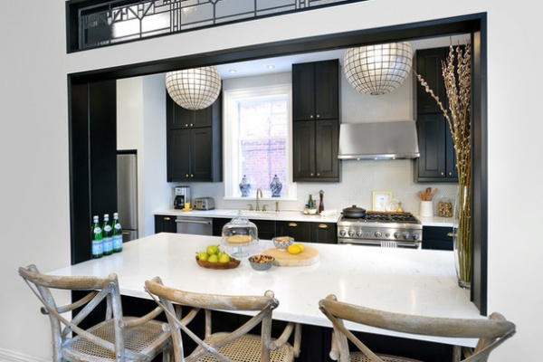 Traditional Kitchen By Bedfordbrooks Design Inc